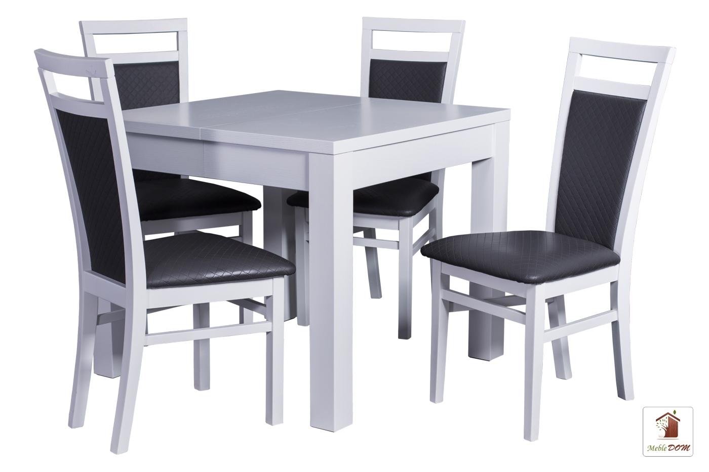 Kwadratowy Stół Rozkładany Strong Square Z Krzesłami Paloma Ii